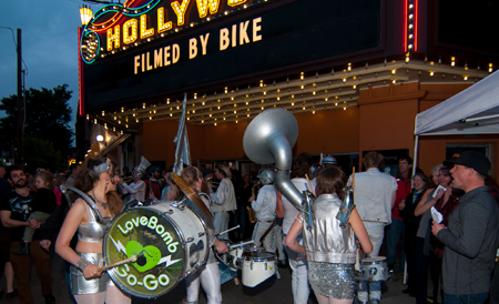 Filmed by Bike - World's Best Bike Movies Bicycle Film Fest