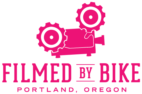 17th Annual Filmed by Bike Film Festival in PORTLAND!