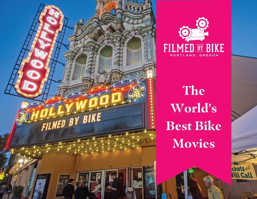 World's Best Bike Movies - Filmed by Bike