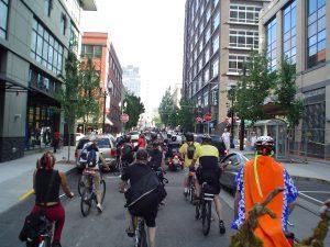 Critical Mass Ayleen Crotty Bike Culture